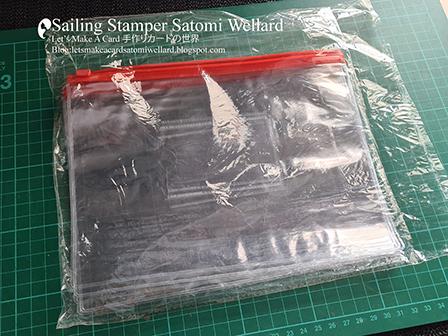 100均グッズで便利なマーカー収納法by Sailing Stamper Satomi Wellard