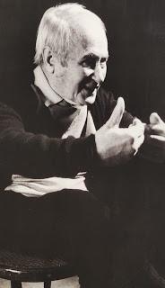 Famoso pintor Joan Miro de Barcelona