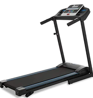 Folding treadmill, running treadmill, treadmill