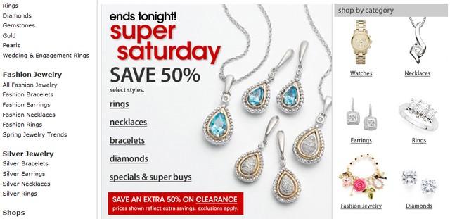 Macy's Jewelry Store