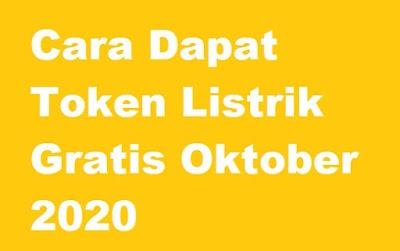 Cara-Mengambil-Token-Listrik-Gratis-Bulan-Oktober-2020