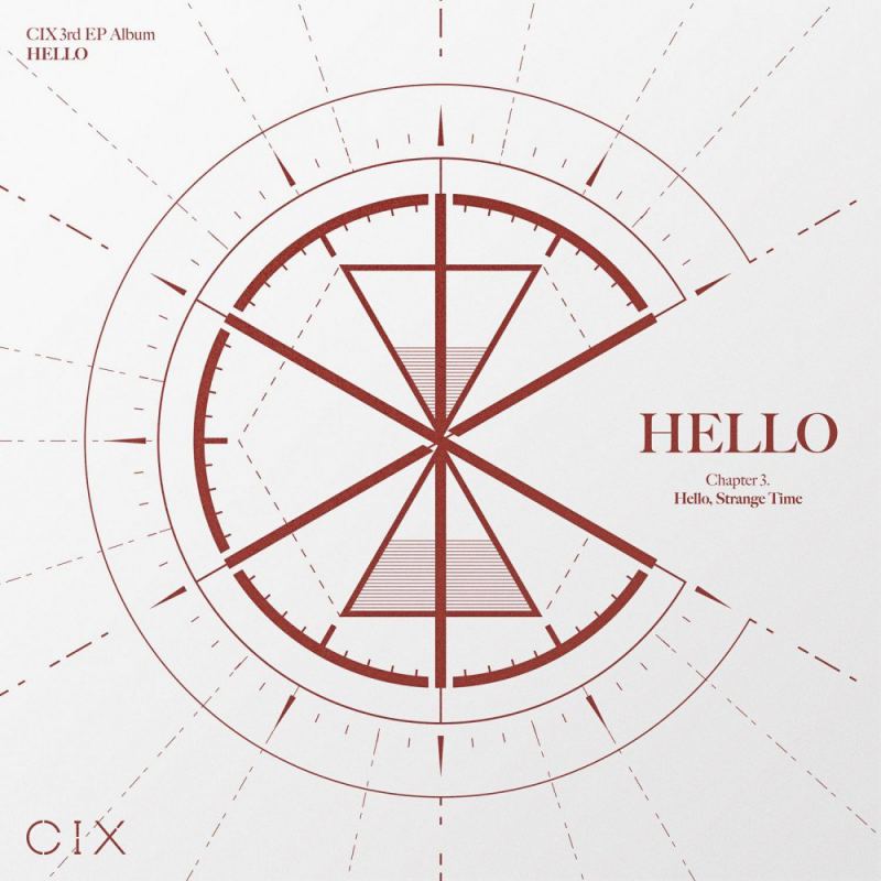 cix hello strange time