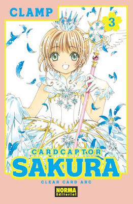 """Manga: Reseña de """"Card Captor Sakura: Clear Card Arc"""" Vol.3 de Clamp - Norma editorial"""