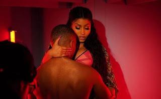 Nicki Minaj and her man