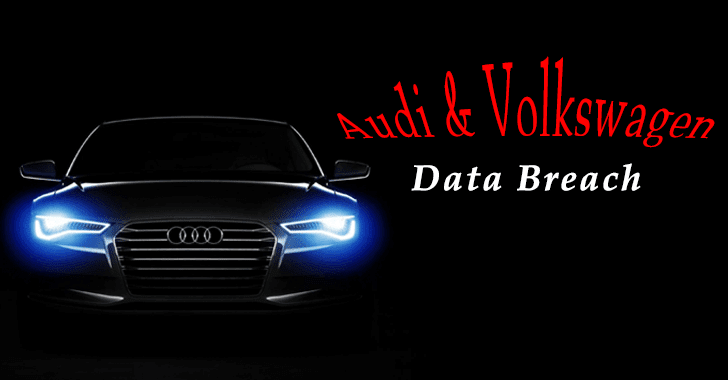 Audi & Volkswagen Data Breach