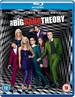 The Big Bang Theory – Temporada 6 [2xBD25] *Con Audio Latino