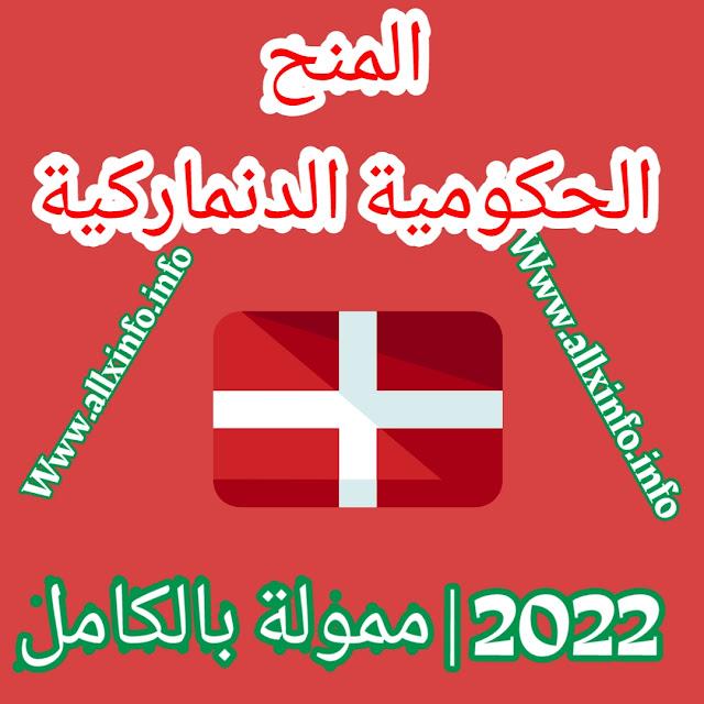 المنح الحكومية الدنماركية 2022 | ممولة