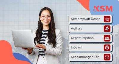 keterampilan sukses milenial di aplikasi belajar online QuBisa