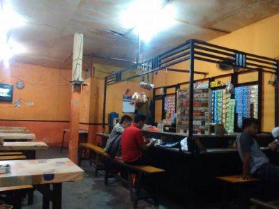 Suasana Trans Coffee di Banyu Urip