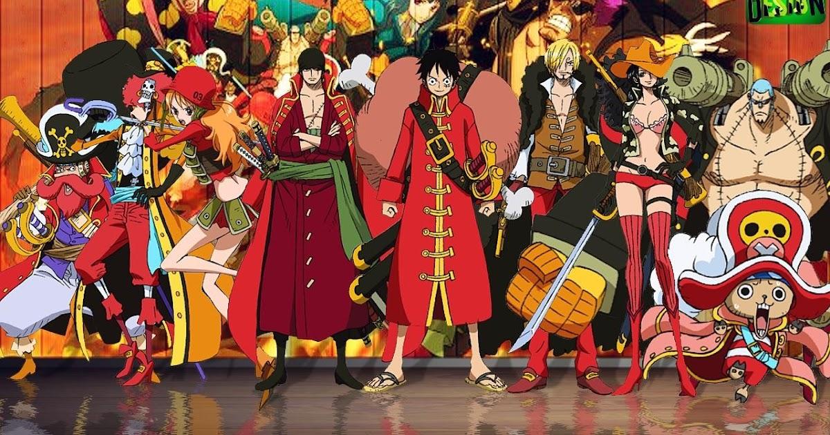 Gambar Wallpaper Kartun One Piece