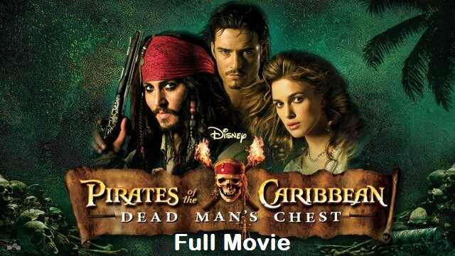 Pirates of the Caribbean - Dead Man's Chest Full Movie Cast Story Release date