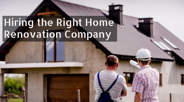 Complete Guide on How to Find a Concrete Home Renovation Company
