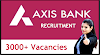 Axis Bank Recruitment 3000 Vacancies Apply Now