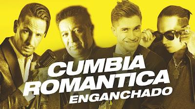 CUMBIA ROMANTICA ENGANCHADOS 2020