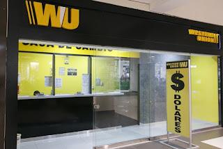 Western Union en Bucaramanga