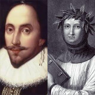 William Shakespeare & Francesco Petrarca