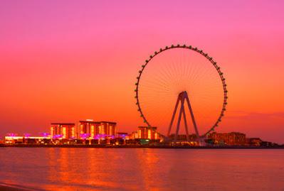Ain Dubai - Ferris wheel-1