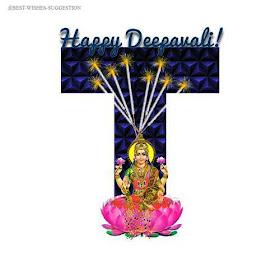 Diwali-T-Alphabet-Images