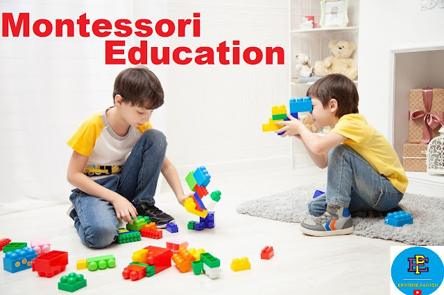 montessori education maria montessori school kids playing lego