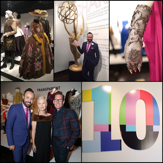 FIDM MUSEUM NICK VERREOS.....Opening Night Party for FIDM Museum's 10th Annual Art of Television Costume Design Exhibition