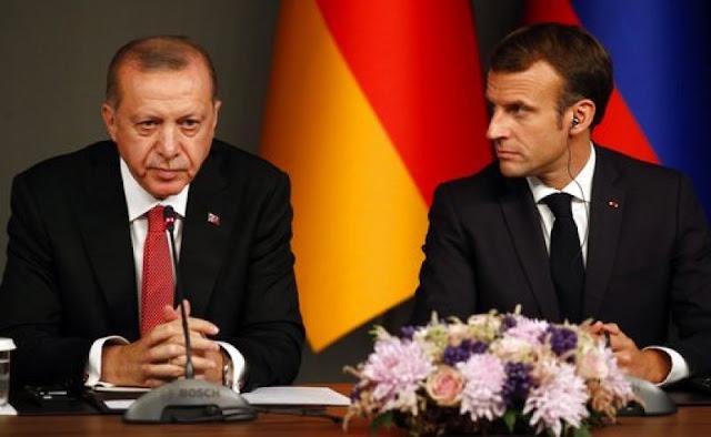 Η Τουρκία στήνει μέτωπο εναντίον και της Γαλλίας