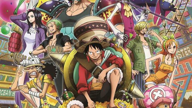 """One Piece Akan Menayangkan Episode Spesial 20 Tahun Kehadirannya Berjudul """"Romance Dawn"""""""