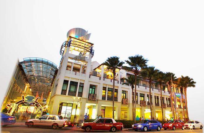 Cara Ke Bugis Street Singapore