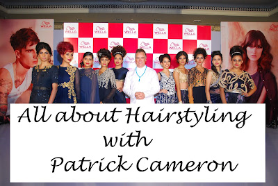 A Hair Show by Patrick Cameron and Wella Professionals image