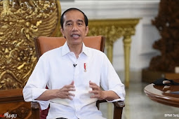 Jokowi Siap Menjadi Penerima Vaksin Covid-19 Gratis Perdana