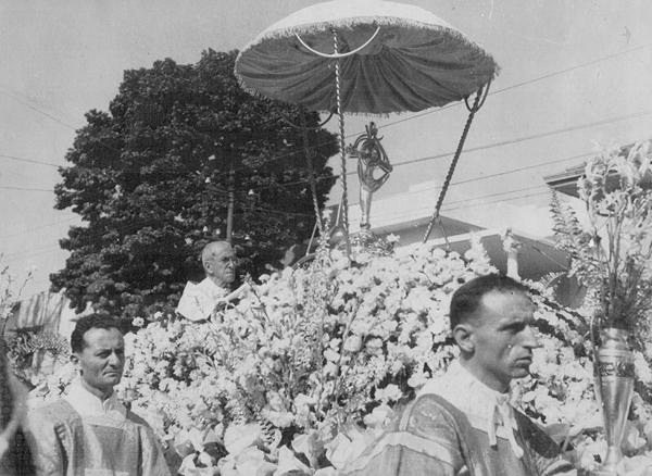 congresso eucaristico nacional belém 1953