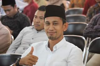 Ketua Pemuda Muhammadiyah Kota Mataram, Iskandar, S.Sos, MA