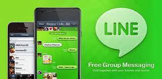 Line App Messenger