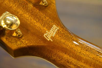 Gibson Les Paul Custom Koa Top Natural