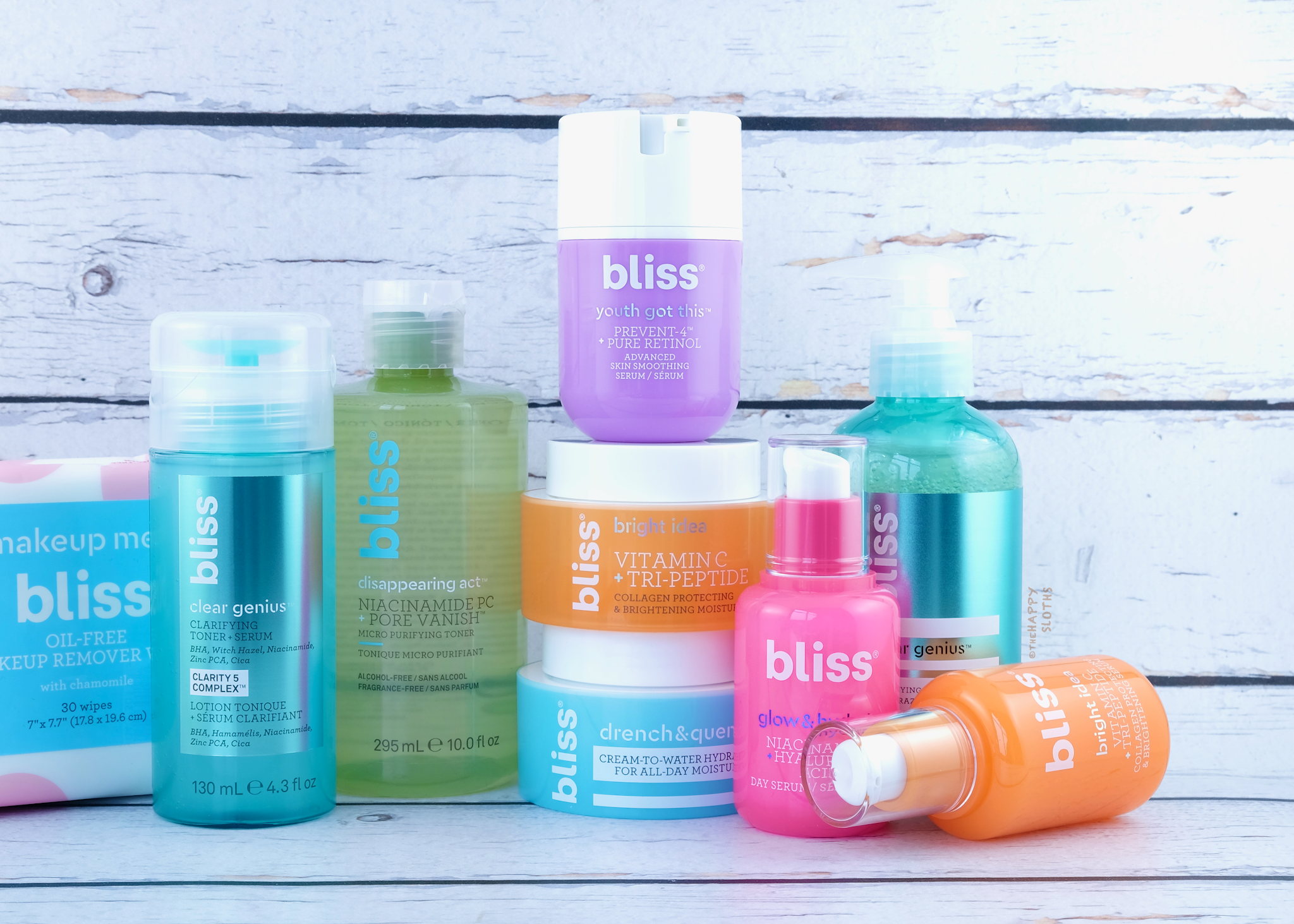 Bliss   *NEW* Skincare Collection: Review