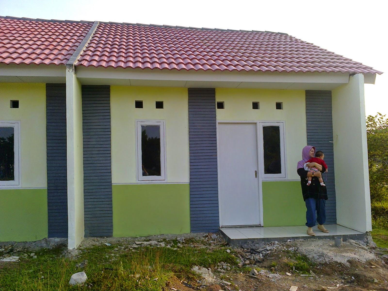Info Rumah Subsidi & komersil Rumah Elegan