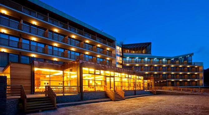 Еко-готель в Словенії
