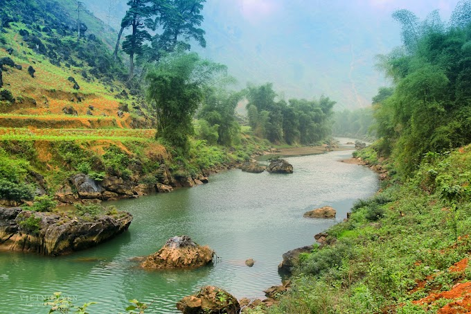 Gold or Fish: behavior towards Nang river's natural resources of the Yao ethnic people in northern upland Vietnam