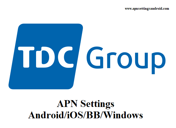 TDC APN Settings for Android