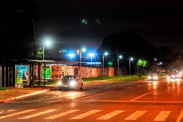 Mais luz para as escolas, onde quase 7 mil lâmpadas  já foram trocadas