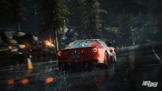 Need For Speed Rivals Rain