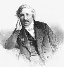 Louis Daguerre French artist