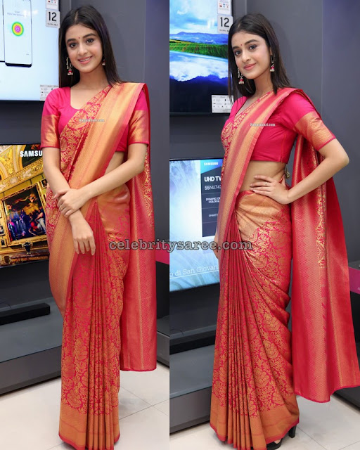 Darshana Traditional Silk Saree