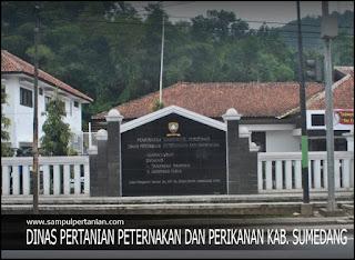 Alamat Dinas Pertanian Kabupaten Sumedang