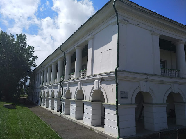 Томск, архитектура, достопримечательности, архитектура