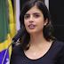 """TABATA AMARAL: DEPUTADA COM CARA DE """"PATRICINHA"""", VOTA PELA REFORMA DA PREVIDÊNCIA!"""