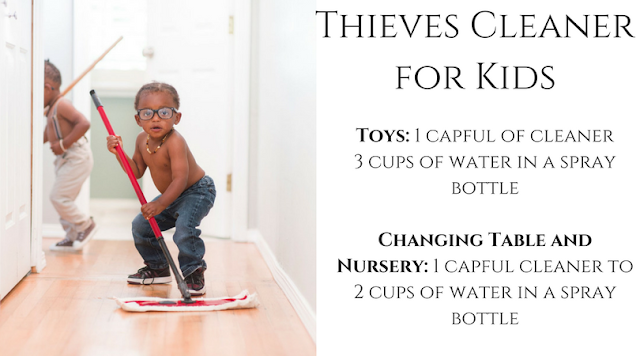 Thieves Household Cleaner for Kids