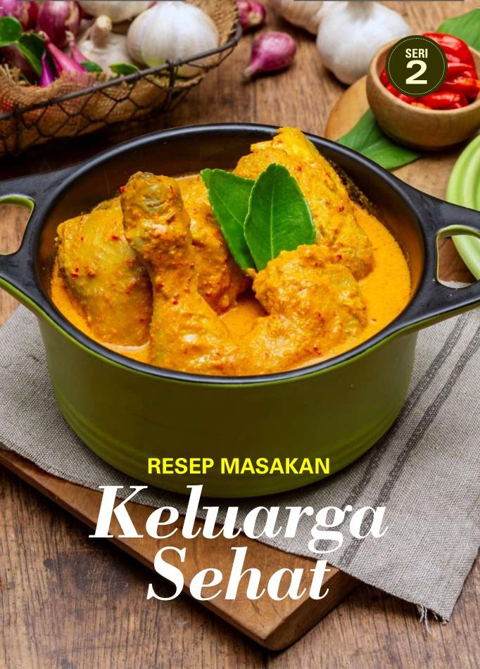 Resep Masakan Keluarga Sehat Seri 02 Persagi Bandung