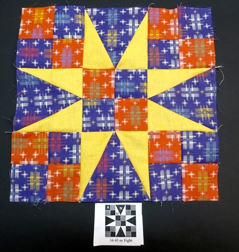 http://joysjotsshots.blogspot.com/2013/06/quilt-block-shot-1-54-40-or-fight.htm