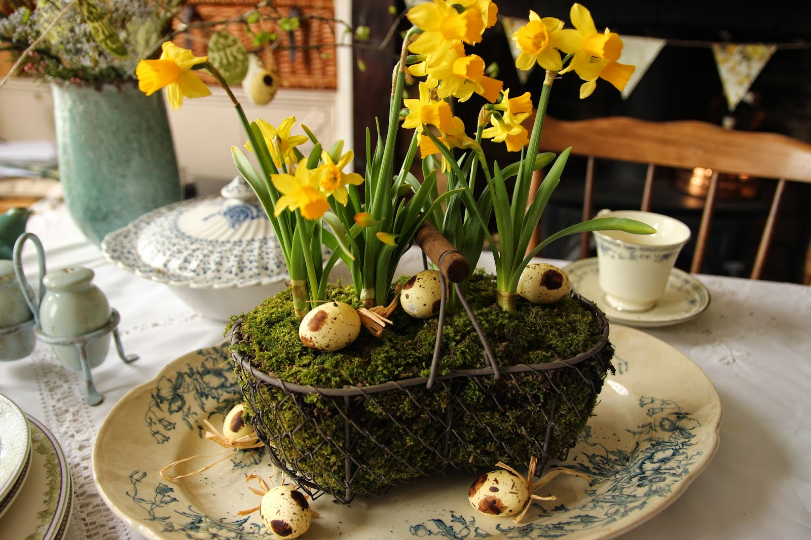 Daffodil flower arrangement