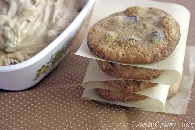 May+512a22 CCC Monday: Eggless Chocolate Chip Cookies